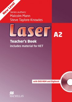Laser 3rd Ed A2 Workbook without Key + Audio CD Pack