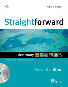 Straightforward Elementary Level WB with Key + CD (2ED)