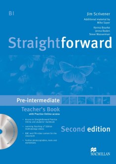 Straightforward Pre-Intermediate WB with Key + CD (2ED)