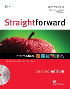 Straightforward Intermediate SB + Webcode (2ED)