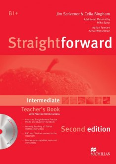 Straightforward Intermediate WB + Key + CD (2ED)