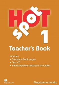 Level 1 Hot Spot Teacher's Book & Test CD