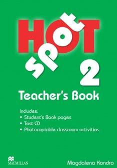 Level 2 Hot Spot Teacher's Book & CD