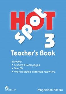 Level 3 Hot Spot Teacher's Book & CD