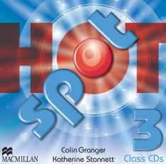 Level 3 Hot Spot Class CD