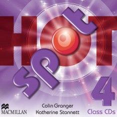 Level 4 Hot Spot Class CD
