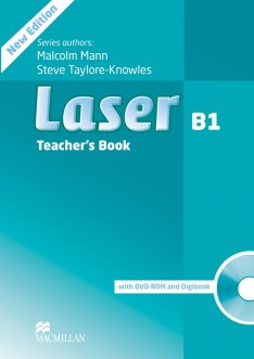 Laser (3rd Edition) B1 Teacher's Book Pack