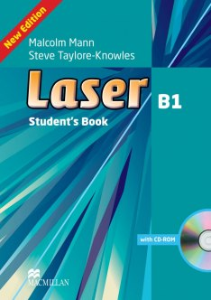 Laser (3rd Edition) B1 Student's Book & CD-ROM Pack + MPO