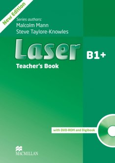 Laser (3rd Edition) B1+ Workbook without Key & CD Pack
