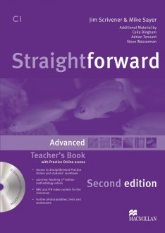 Straightforward Advanced WB (+ Key) + CD (2ED)
