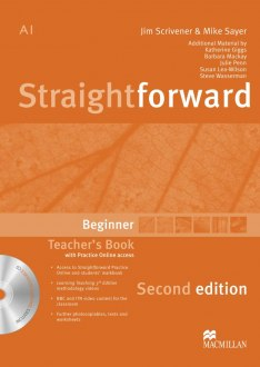 Straightforward Beginner WB with Key & Audio (2ED)