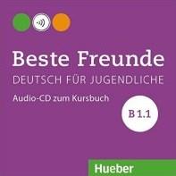 Beste Freunde B1/1 - Audio-CD zum Kursbuch (шт)