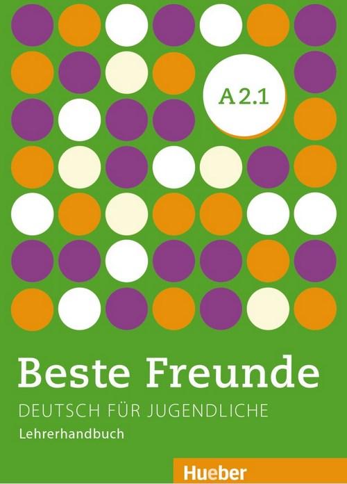 Beste Freunde A2/1, Lehrerhandbuch (шт)