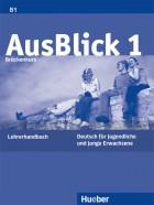 AusBlick 1 Brückenkurs. Arbeitsbuch mit integrierter Audio-CD