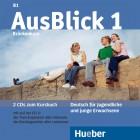 AusBlick 1. 2 Audio-CDs zum Kursbuch