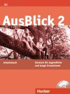 AusBlick 2. Arbeitsbuch mit integrierter Audio-CD