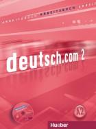 deutsch.com 2. Arbeitsbuch mit Audio-CD zum Arbeitsbuch