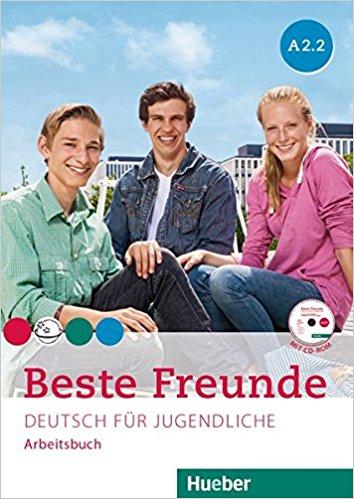 Beste Freunde A2/2 - Arbeitsbuch + CD-ROM (шт)