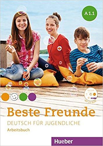 Beste Freunde A1/1, Arbeitsbuch + CD-ROM (шт.)