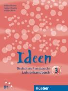 Ideen 3. 3 Audio-CDs zum Kursbuch