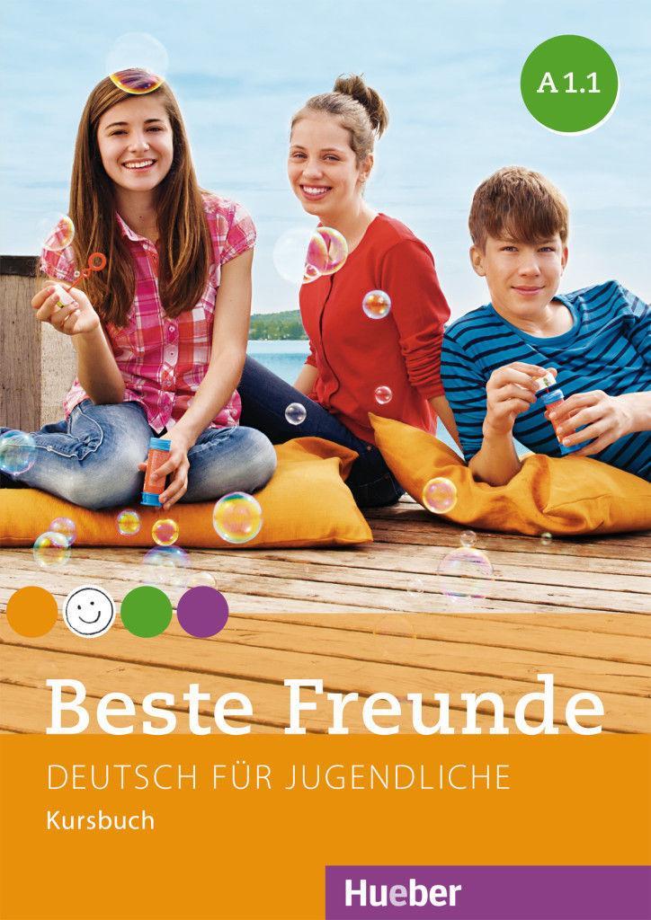 Beste Freunde A1/1, Kursbuch (шт.)