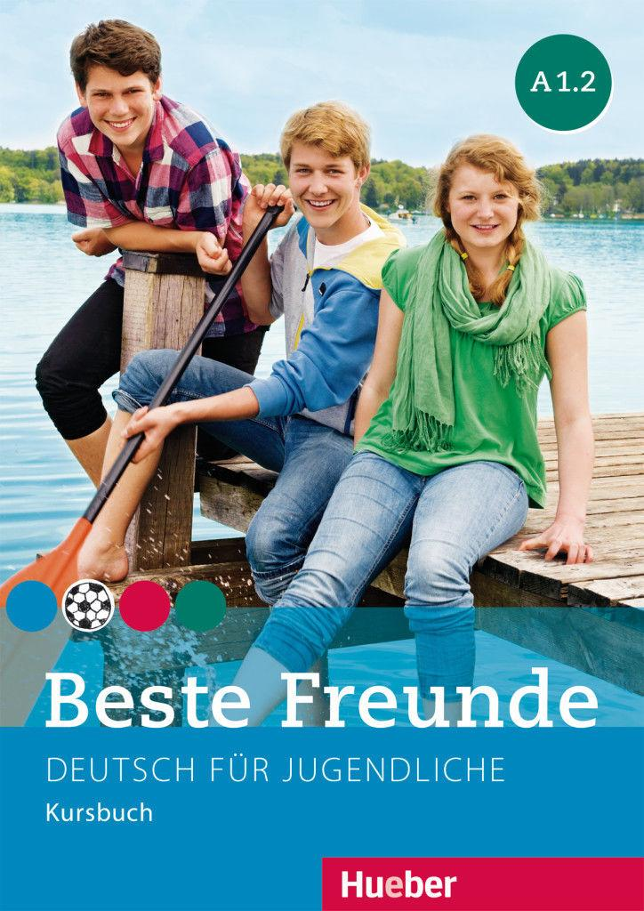 Beste Freunde A1/2, Kursbuch (шт.)
