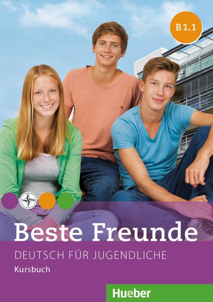 Beste Freunde B1/1, Kursbuch (шт)