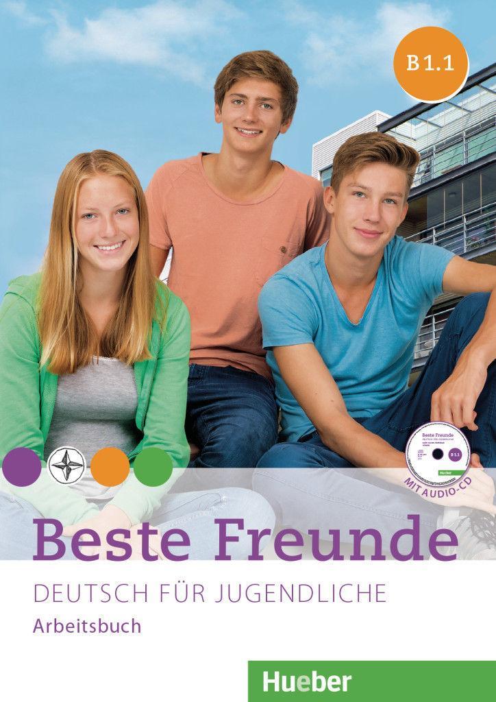 Beste Freunde B1/1 - Arbeitsbuch mit CD-ROM (шт)