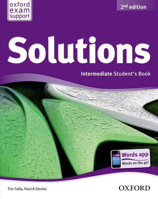 Solutions Intermediate Student Book