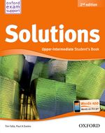 Solutions Upper-Intermediate Students Book