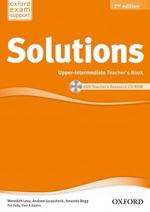 Solutions Upper-Intermediate Class Audio CDs (3 Discs)