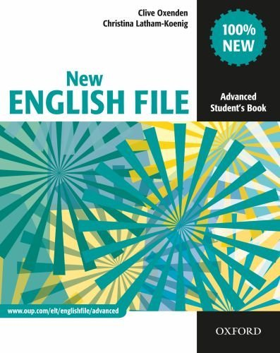 New English File Advanced.Student's Book