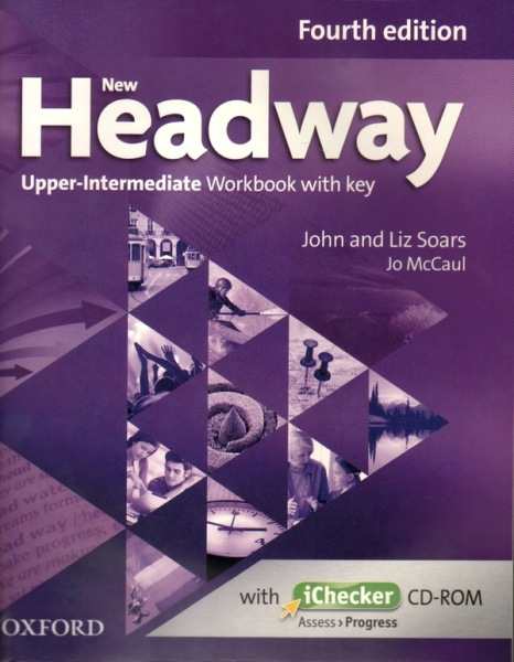 New Headway, 4th Ed Upper-Intermediate: Workbook with Key and iChecker CD Pack