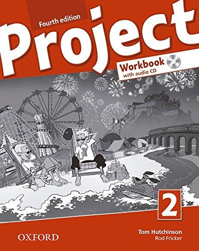 Project 2 Workbook with Audio CD and Online Practice