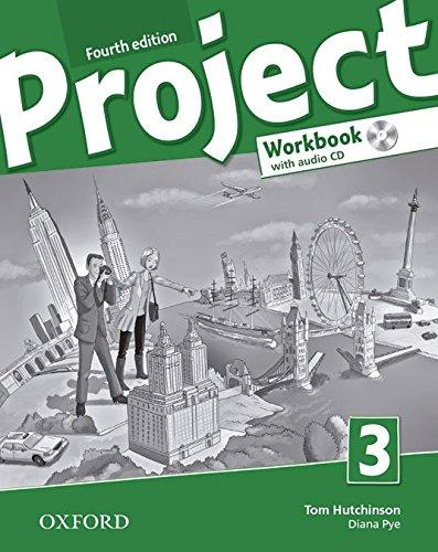 Project 3 Workbook with Audio CD and Online Practice