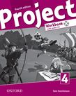 Project Level 4 Workbook with Audio CD and Online Practice  Fourth Edition