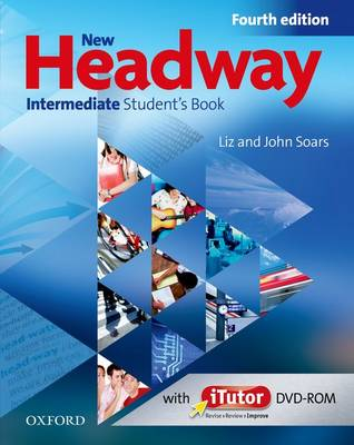 New Headway 4th Ed Intermediate: Student's Book and iTutor DVD-ROM Pack