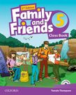 Family and Friends 5.Classbook and MultiROM Pack. Second edition