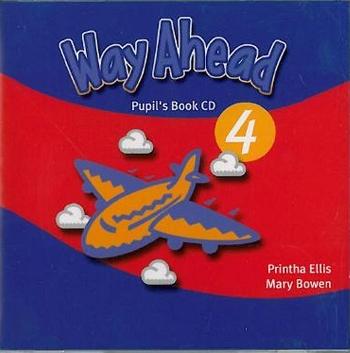 Level 4. Way Ahead. Story Audio CD