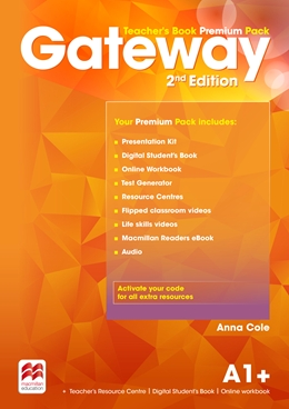 Gateway 2nd Edition A1+ Teacher's Book Premium Pack