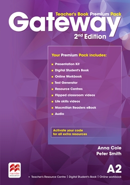 Gateway 2nd Edition A2 Teacher's Book Premium Pack