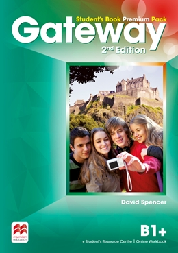 Gateway 2nd Edition B1+ Student's Book Premium Pack
