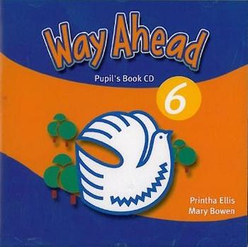Level 6. Way Ahead. Story Audio CD