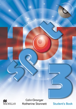 Level 3 Hot Spot Student's Book & CD-ROM