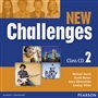 Challenges New Edition 2 Class CD