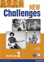 Challenges New Edition 2 Workbook & Audio CD Pack