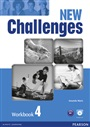 Challenges New 4 Studentbook & Active Book Pack