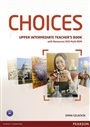 Choices	Teacher's Book w  Multi-ROM	Upper Intermediate