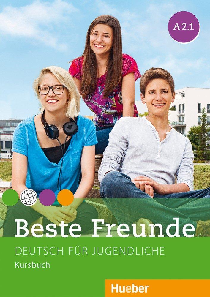 Beste Freunde A2/1, Kursbuch (шт)