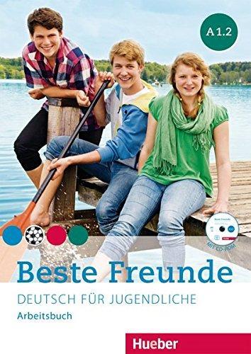 Beste Freunde A1/2, Arbeitsbuch mit CD-ROM (шт.)